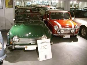 Музей автомобилей андорра