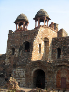 Дворец Радж Гхат