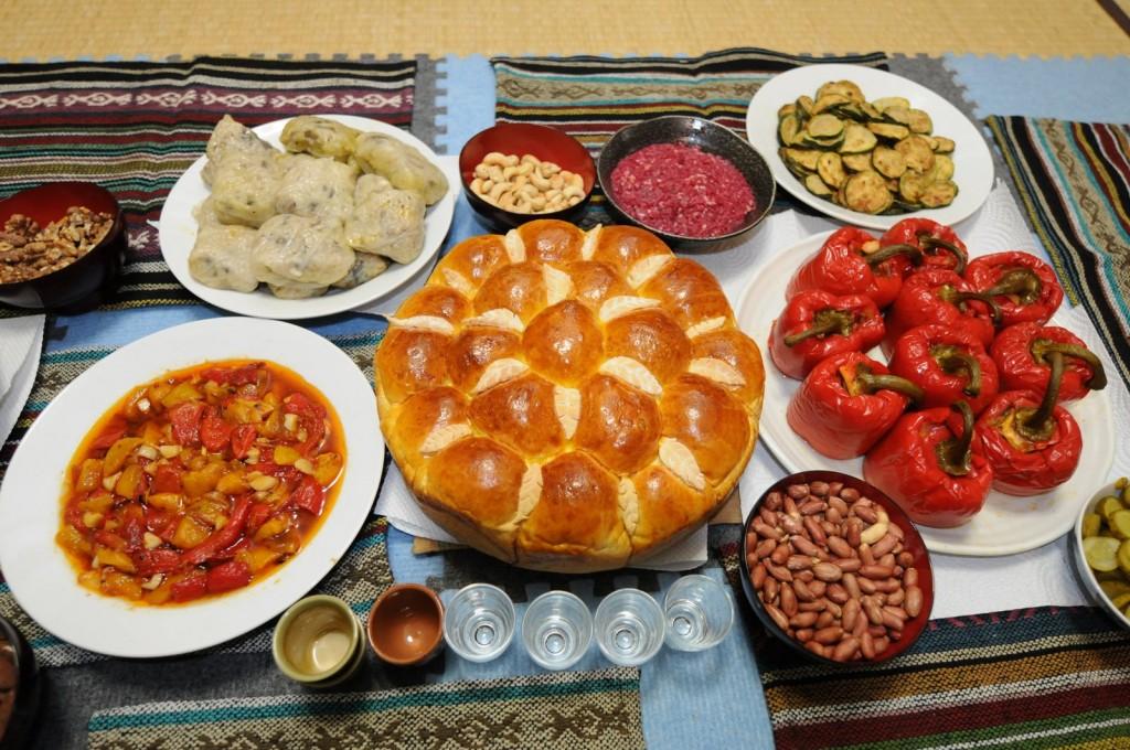 Болгарские блюда рецепты с фото
