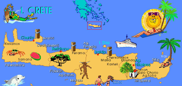 Экскурсии на Крит