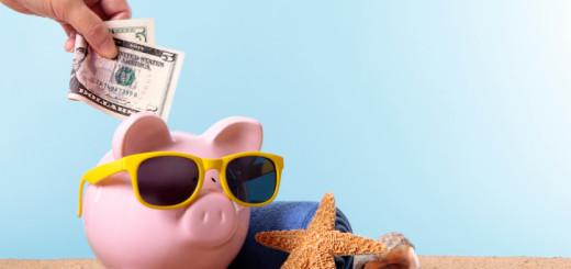 затраты на отдых