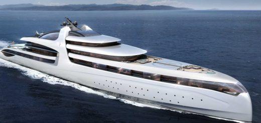 новые яхты